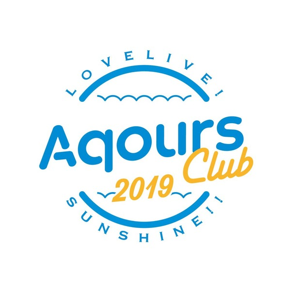 Aqours CLUB CD SET 2019