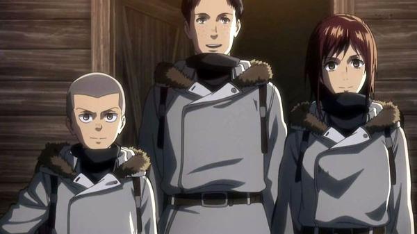 「進撃の巨人 Season2」30話 (14)