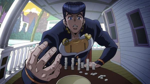 「ジョジョの奇妙な冒険 ダイヤモンドは砕けない」 (5)