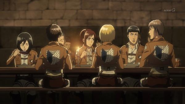 「進撃の巨人 Season3」(3期 11話)48話感想 (18)