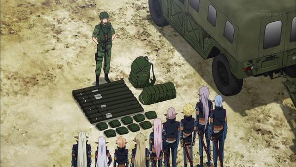 GATE 自衛隊 彼の地にて、斯く戦えり (8)