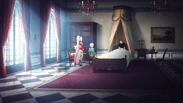 「テイルズ オブ ゼスティリア ザ クロス」5話 (1)
