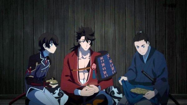 「活撃 刀剣乱舞」3話 (13)
