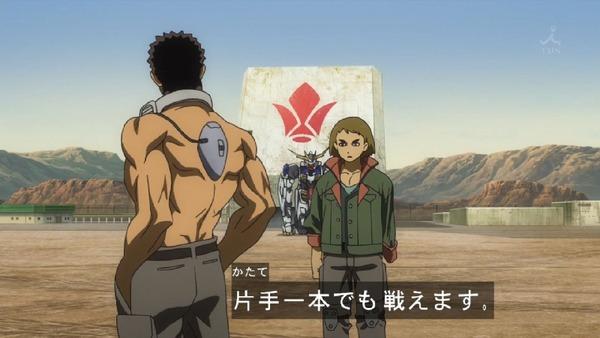 「機動戦士ガンダム 鉄血のオルフェンズ」49話 (19)