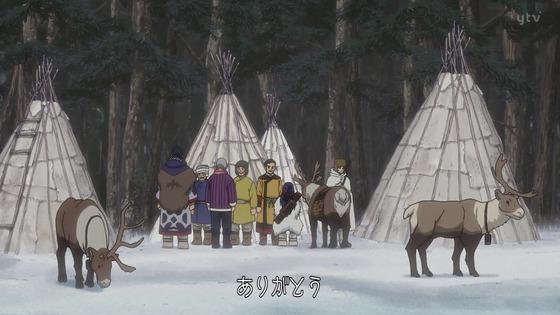 「ゴールデンカムイ」30話(3期 6話)感想 (120)
