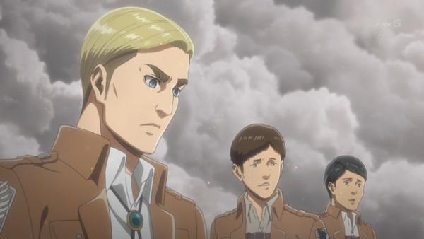 「進撃の巨人 Season3」(3期 9話)46話感想 (40)