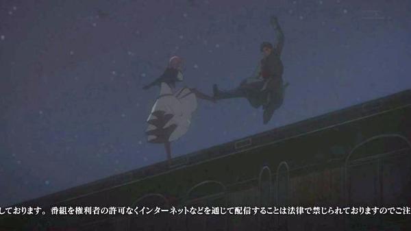 「ヴァイオレット・エヴァーガーデン」13話