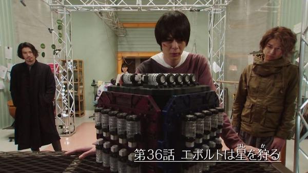 「仮面ライダービルド」36話感想 (4)