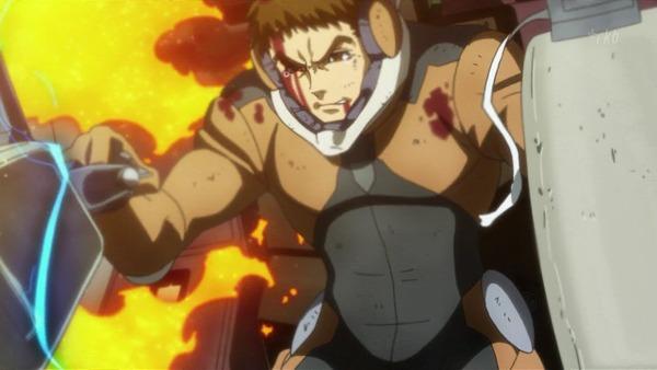 「機動戦士ガンダム 鉄血のオルフェンズ」46話 (1)