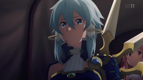 「SAO ソードアート・オンライン」3期 第13話感想 (22)