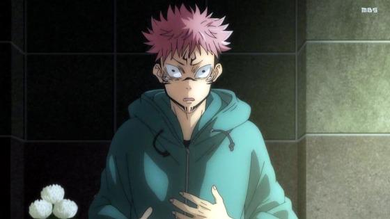 「呪術廻戦」第2話感想 画像 (37)