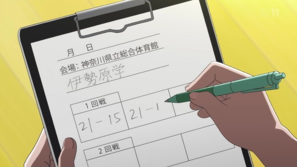 「はねバド!」10話感想 (47)