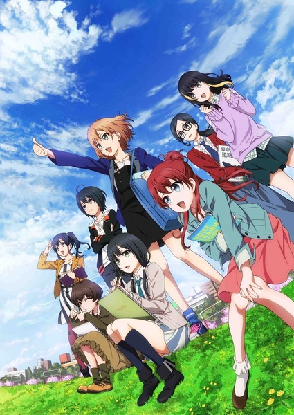 SHIROBAKO Blu-ray プレミアムBOX (2)