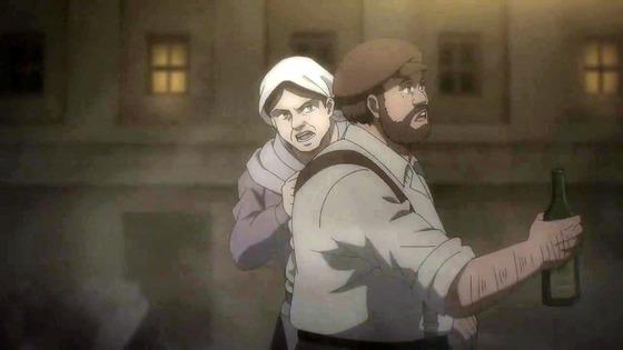 「進撃の巨人」65話(4期 6話)感想  (52)