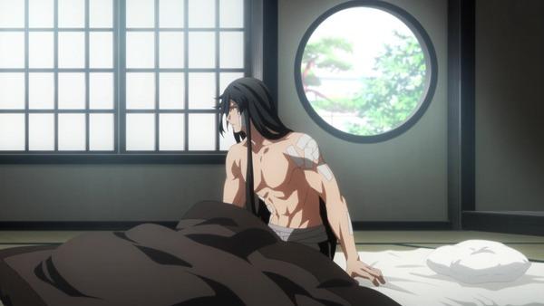 「活撃 刀剣乱舞」6話 (6)