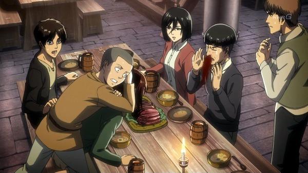 「進撃の巨人 Season3」49話 (24)