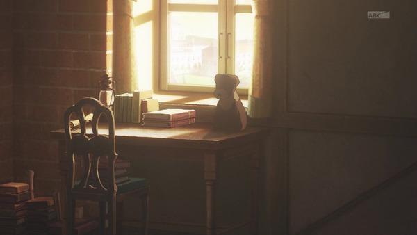 「ヴァイオレット・エヴァーガーデン」5話 (3)