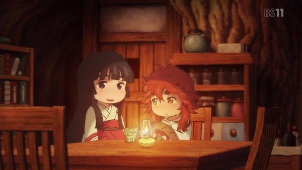 「ハクメイとミコチ」3話 (64)