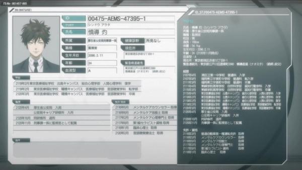 「PSYCHO-PASS サイコパス 3」3話感想 (78)