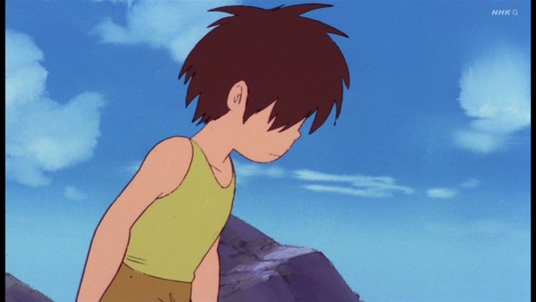 「未来少年コナン」第2話感想 画像  (14)