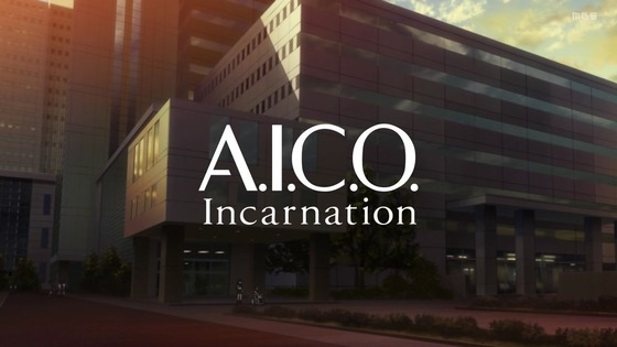 「A.I.C.O. Incarnation」第1話『接触』感想 (29)