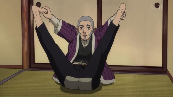 「ゴールデンカムイ」15話(2期 3話) (102)