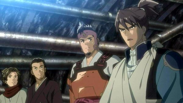 「甲鉄城のカバネリ」6話 (28)