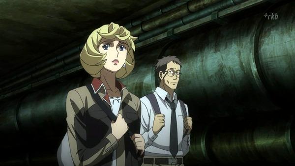 「機動戦士ガンダム 鉄血のオルフェンズ」50話 (5)