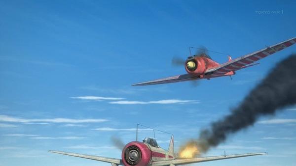 「荒野のコトブキ飛行隊」3話 感想 (31)