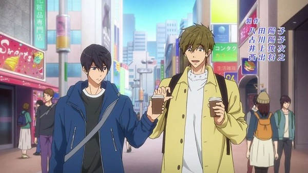 「Free! Dive to the Future」3期 1話 (9)