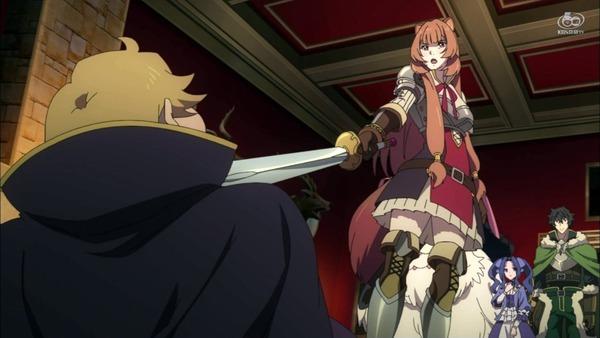 「盾の勇者の成り上がり」15話感想 (5)
