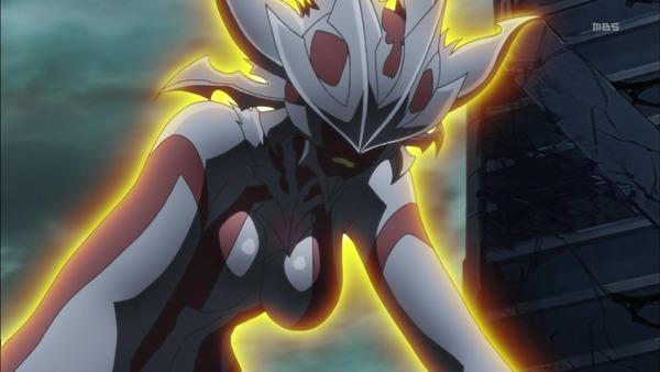 「戦姫絶唱シンフォギアAXZ」4期 12話 (9)