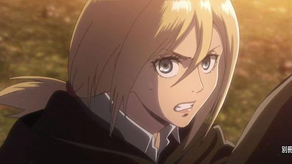 「進撃の巨人 Season2」37話 (3)