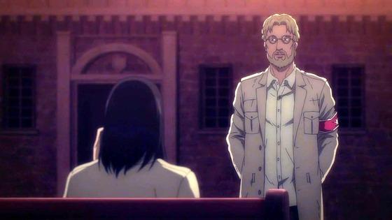 「進撃の巨人」第74話(4期 15話)感想 (136)
