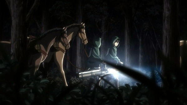 「進撃の巨人 Season3」(3期 13話)50話感想 (7)
