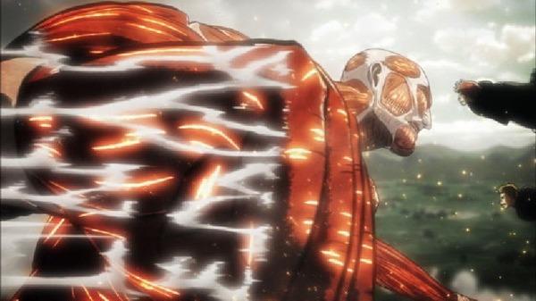 「進撃の巨人 Season2」32話 (13)