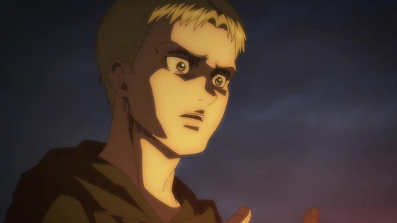 「進撃の巨人」62話(4期 3話)感想 (83)