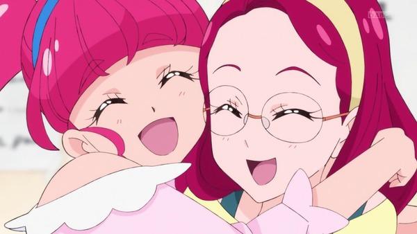「スター☆トゥインクルプリキュア」18話感想 すきなものが人とちがったっていいじゃない。ひかるだけの宝物なのよ。だから大事にしてね。母娘の優しさ、ママまんが道!!(画像)