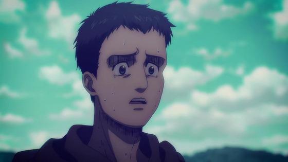 「進撃の巨人」62話(4期 3話)感想 (113)