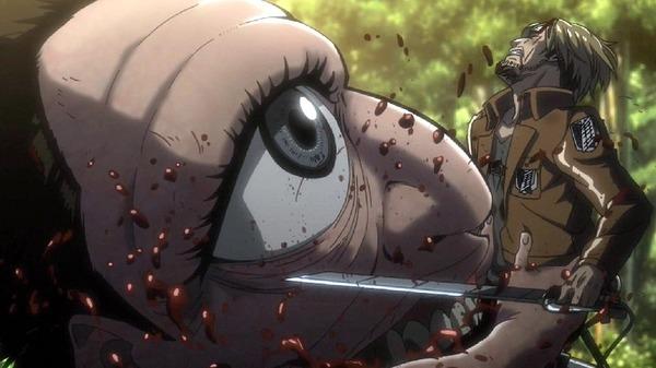 「進撃の巨人 Season2」26話 (24)