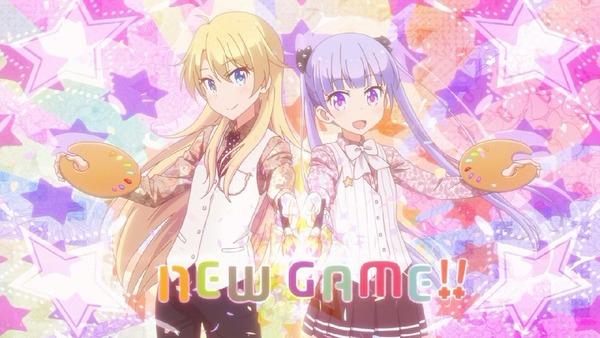 「NEW GAME!!」2期 12話(最終回) (57)