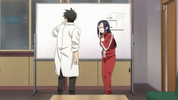 「亜人ちゃんは語りたい」8話 (26)