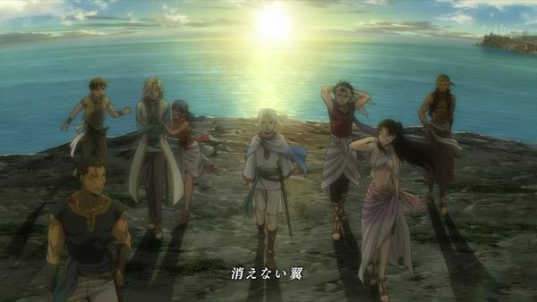 「アルスラーン戦記 風塵乱舞(2期)」1話 (12)