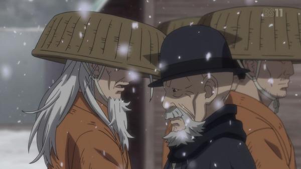 「ゴールデンカムイ」15話(2期 3話) (81)