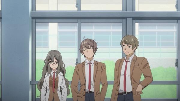 「青春ブタ野郎」3話感想 (100)