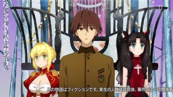 「FateEXTRA Last Encore」6話 (6)