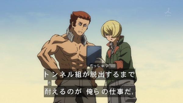 「機動戦士ガンダム 鉄血のオルフェンズ」49話 (17)