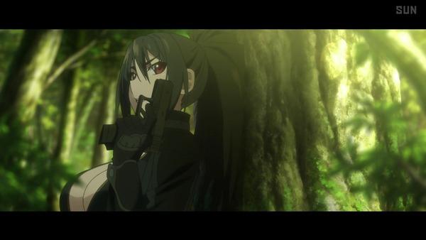 「グリザイア:ファントムトリガー」第3回(2話前編)感想 (90)