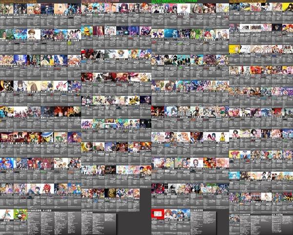 2015年 2chベストアニメランキング