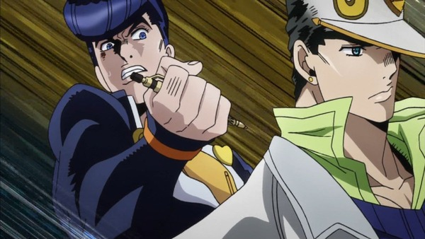 「ジョジョの奇妙な冒険 ダイヤモンドは砕けない」7話感想 (40)